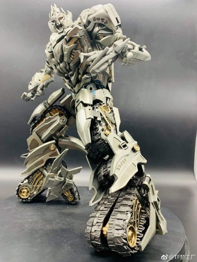 TF Factory GOD-11 MEGATRON Action Figure Transformable Robot In Stock New