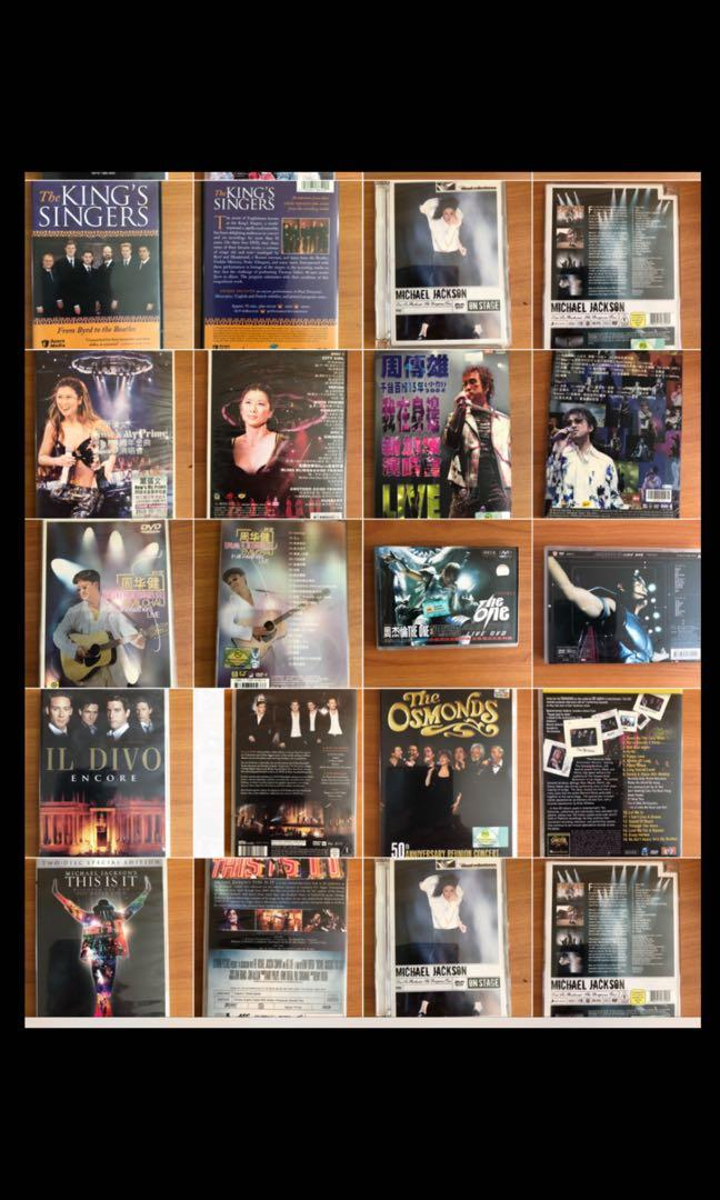 Used Dvds For Sale >> Used Dvds For Sale 10 Each Music Media Cds Dvds