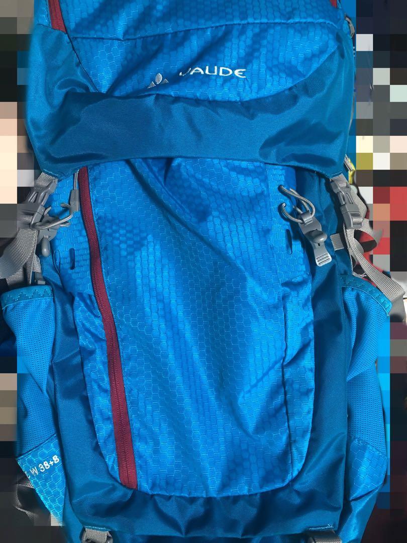 Vaude Asymmetric 38+8 Backpack