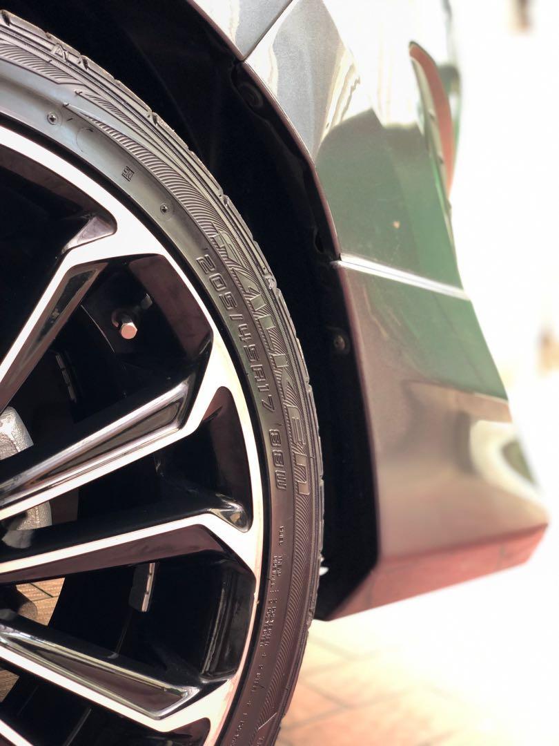 Velg Oem Toyota All New Corolla Altis Ban Auto
