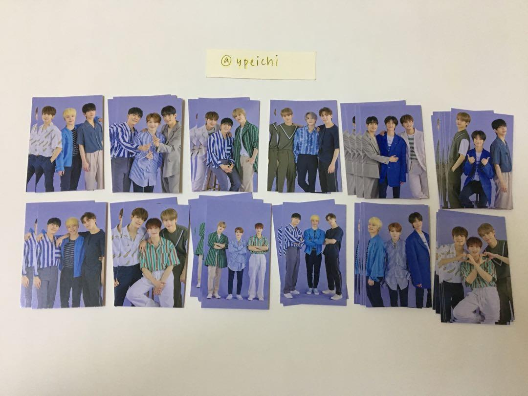 [WTS] Seventeen Ode To You Trading Card