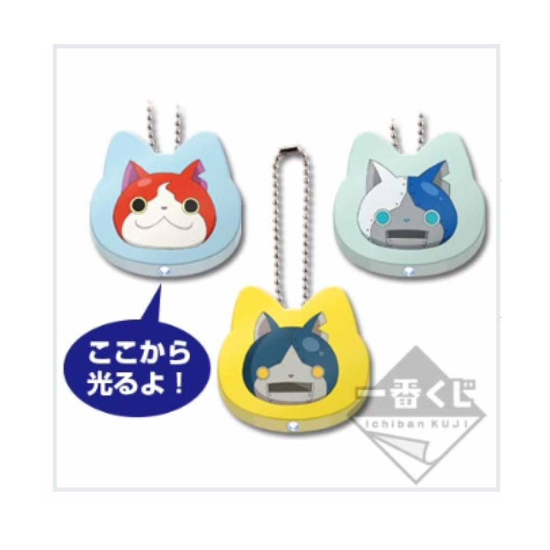 Yokai Watch - Robonyan F Type - Cat Type Mini Light