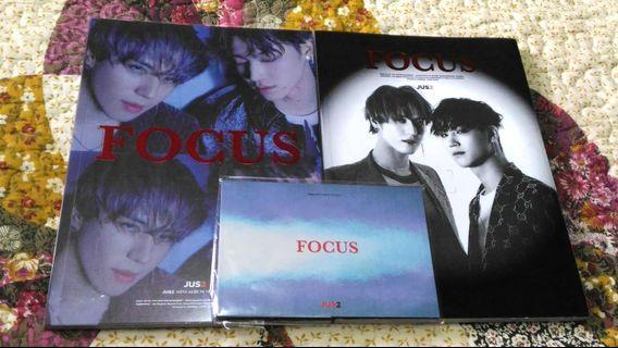 Jus2 album - Focus
