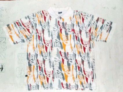 Jordan polo t shirt all print