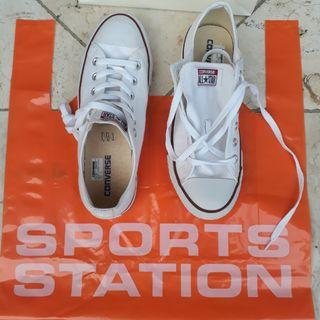 CONVERSE CT LOW WHITE