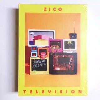 [UNSEALED ALBUM] ZICO - TELEVISION