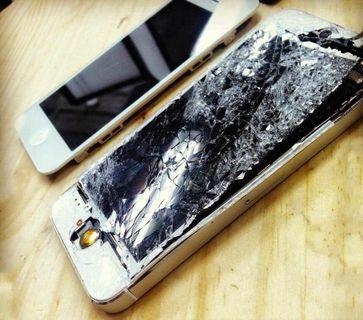 GSS promo! Repair your iphone Lcd / cracked screen today !