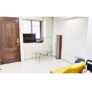 Avail 1st Oct! 3 Bedroom HDB Above Shophse  Fully Furnished. Fibre Internet under Residential rate.