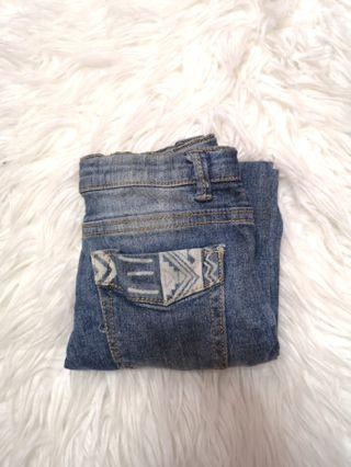 Ripped Jeans (1-2y)