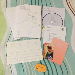[WTS] BTS Love Yourself 'Her' Jungkook E Version Album