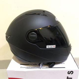 Helm Zeus ZS 811 Matte Black LIKE NEW