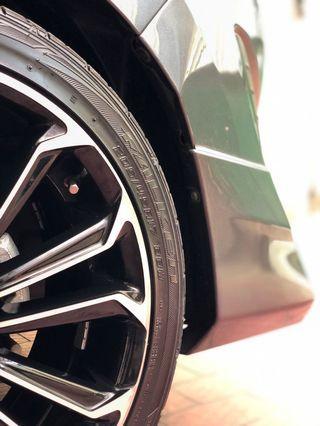 Velg Oem Toyota All New Corolla Altis + Ban