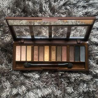 City Color Barely Exposed 1 Eyeshadow Palette