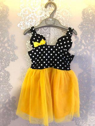 Dress Polka mini