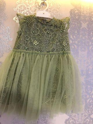 Party Dress baby AMR The Label