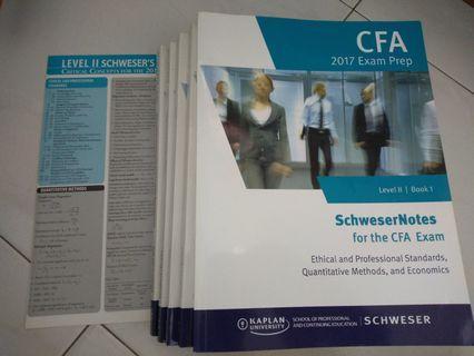 CFA level II notes