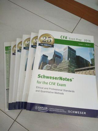 CFA level I notes
