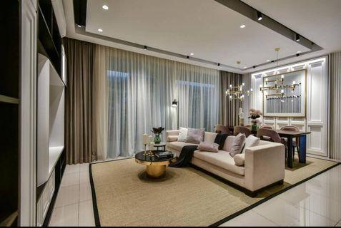 LifeGreenery Concept @ Fully Furnished + Fully Residential Tittle + High Ends Area
