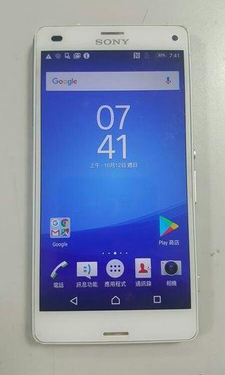 Sony Z3 4G 九成新