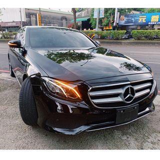 瑋哥車坊 正2018年Mercedes-Benz/賓士 W213 E220d 原廠保固中 現只要184.8萬輕鬆入主高檔雙B!