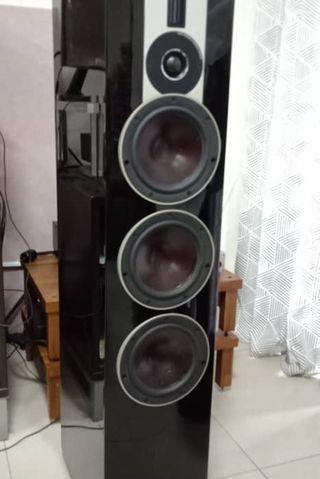 Dali Rubicon 8 - Dali Flagship Rubicon Speakers