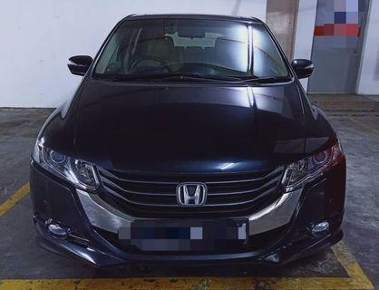 Honda Odyssey RB3 2.4A 09  Selling at RM8,800 body