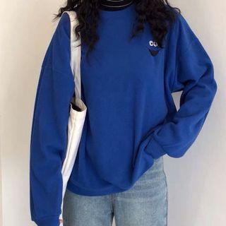 • instock • sesame street sweater