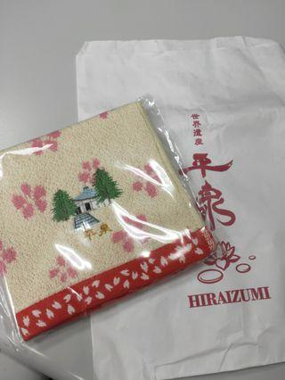 日本平泉小方巾