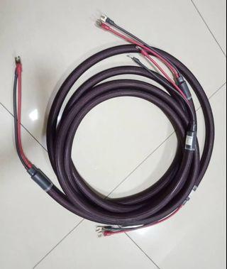 Purist Audio Design Musaeus Rev. C Speaker Cables - 3m pair