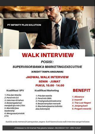 Marketing bank