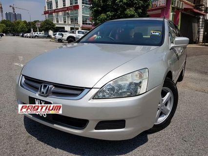 2005 Honda Accord 2.0 (A) Muka 1K Loan Kedai