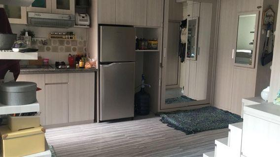 Apartment Kalibatacity Scandinavian Style