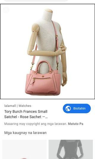 Authentic 2 way Bag Tory Burch