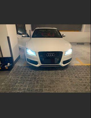 Quality Hid Xenon Bulb D3S on Audi A5 RS Headlight D1S D4S not led