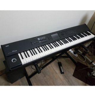 近全新KORG M50 Workstation 88鍵音樂工作站