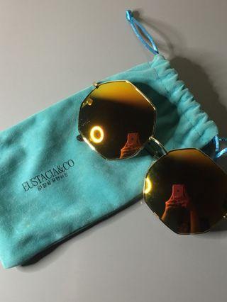 YELLOW SUNGLASSES by Eustacia&Co.