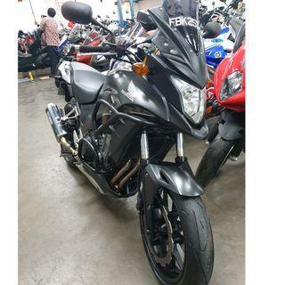 Honda CB400X 2015