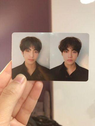 WTT Taehyung (V) Love Yourself: Tear Version R