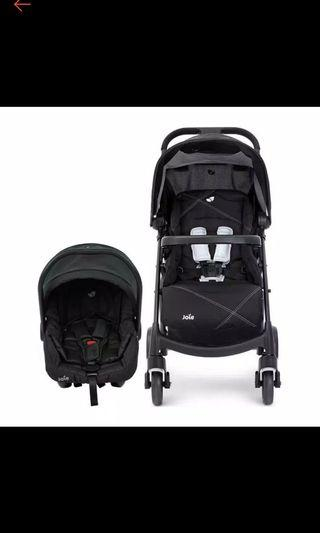 Reprice Joie Muze Strollers