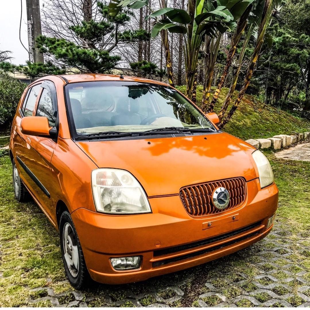 2004年 歐洲之星 1.1  車在桃園