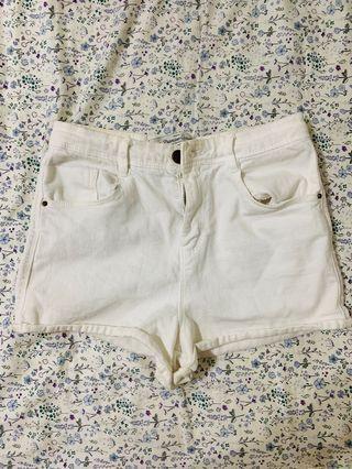 ZARA高腰短褲