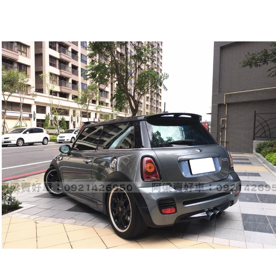 2007年-MINI-COOPER S (六速手排)『全額貸.低利率』買車不是夢想.歡迎加 LINE.電(店)洽