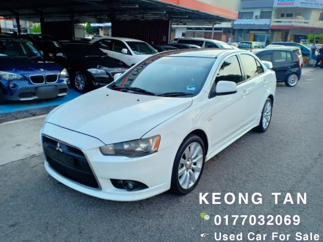 2009TH🚘MITSUBISHI LANCER 2.0AT GT Sporty Carking🚘JohorPlate🎉Cash💰OfferPrice💲Rm39,800 Only‼Lowest Price InJB 🎉📲 Keong‼🤗