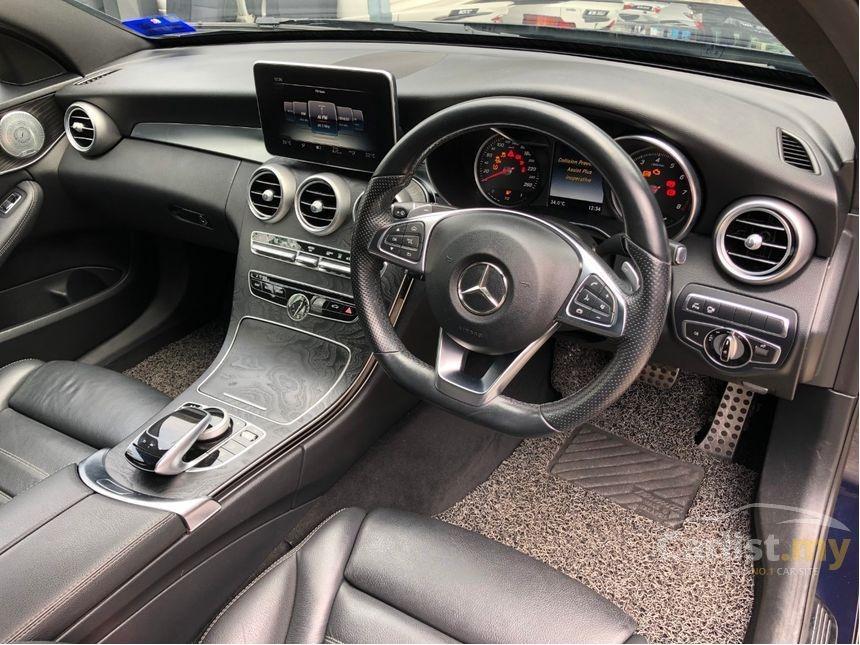 2017 Mercedes-Benz C350e 2.0 AMG CKD Plug in Hybrid.    http://wasap.my/601110315793/C3502017