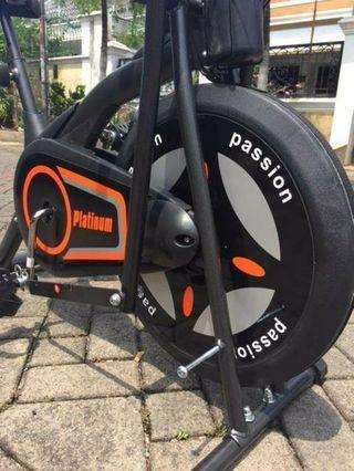 Sepeda Statis Sepeda statis alat fitnes FC 388N terapi dokter olahraga platinum bike