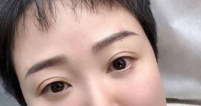 20% 6d Eyebrows embroidery PROMO