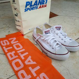 NEW CONVERSE CT LOW WHITE