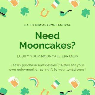 Mooncake purchase and delivery