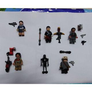 Lego Star wars rogue one combo