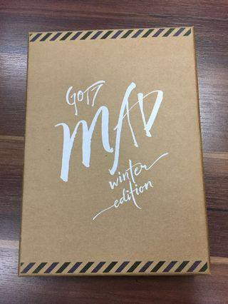 [ WTS ] GOT7 MAD Winter Edition